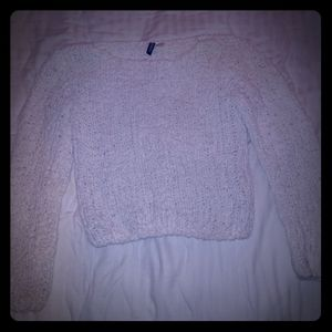 Popcorn sweater from H & M